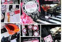 Party ideas / by Janelle Keatley