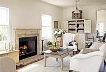 Living Room / by Angela- Unexpected Elegance