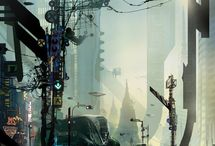 Futuristic / by Sarah Potts