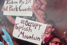 Splash Mountain / by Anaheim Quality Inn & Suites