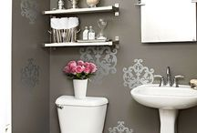 Washroom / by Josie Robino-Bruno