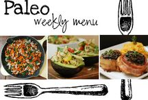 Paleo Meal Plan / by Whisky Girl