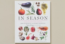 Cookbooks/Books / by Erika Knight