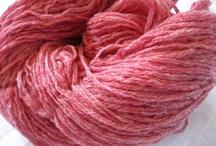 Reclaimed Yarns From Indigo Kitty Yarns / by Indigo Kitty