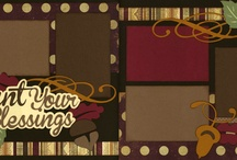 Scrapbooking -  Page Layouts / by Sherry Cunningham