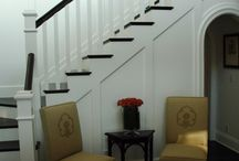 Home Decor - Staircases & Foyers / by Lisa Harvey