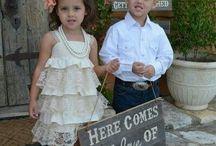 My Country Wedding :) / by Kayla White