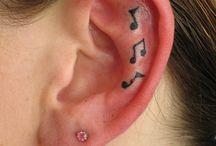 Ink it! / Tattoo ideas / by Jenny Courtney