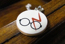 Harry Potter & Lord of the Rings / Getting My HP & LOTR Geek On! / by Angela Palmer