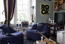 Rooms for Boys / by Fiona Jane Interiors