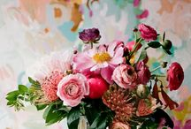 Floral Inspiration / by Michelle Guthrie Gilmore