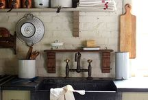 Kitchen inspirations / by Elissa Baron