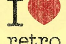 i LOVE retro / by Jessika Carrier