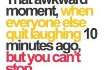 It's ok to laugh / by Rachael Bragg