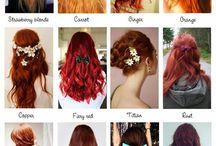 hairstyles / by Kristan Wynn