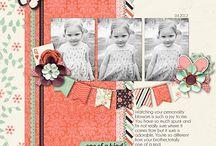 Scrapbook Pinspirations / by craftyagentmom