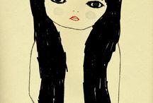 Art | Illustration / by Amelia Berkeley