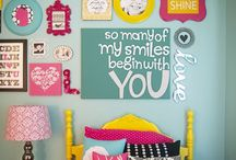 Maddie's Room / Ideas for teenager girls room that provide function and versatility. / by Alison Randall