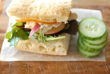 Food- Sandwiches  / by Katherine