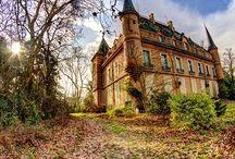 Castles / by Linda Dunn