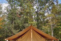Tents / by Colorado Yurt Company