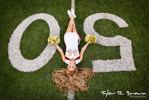 RA Cheer / by Savannah Bridges