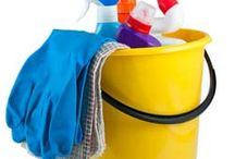 Cleaning Tips / by Melissa Wallace