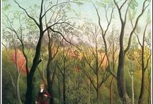Henry Rousseau  / by Josie Martin