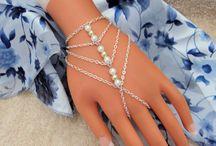Rings .... Bracelets.... & More Things ....  / by Margarett Saunders