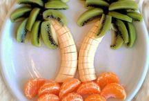 Food...Edible designs / by Ida Gaetan