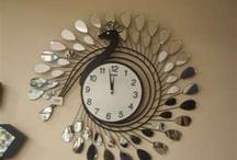 Decorative Clocks / by Linda T