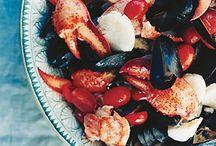 Fresh from the Sea / by Dawn Schurman
