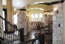 Home: House Designs & Ideas / by Lisa Huff