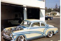 Vintage Chevrolet Cars / by GMC Sierra