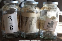 Jars / by Janet Gills