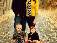 Family photos / by Courtney Johnson