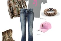 I'm a country girl in a camo world / by Jennifer Starr