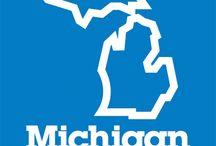 In the hand of God, my Michigan : ) / by Cheryl Burney