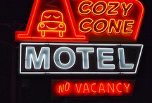Inns/Motels (& other cool neon signs) / by Deb Stewart
