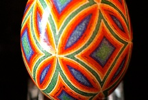 Egg Designs / by Loraine DiCerbo