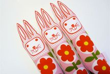 easter bunnies / by Vanessa Rough