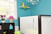 Baby Rooms / by Megan Mensch