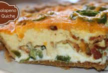 Quiche / by Diane Moore
