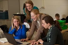 In the Classroom / We offer more than 40 undergraduate programs, backed by the best four-year graduation rate in Wisconsin and our four-year graduation guarantee. / by St. Norbert College
