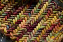 *Knit 1, Purl 2* ... Cowls / by Carolyn Swann