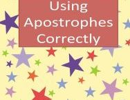 Apostrophes! / by Buysellteach