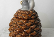 Cookie Jars / by Donna Knutson