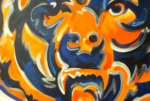 Football Pride - Chicago Bears / by Nicole Fristrom
