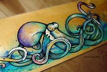 Sk8 Art / by Sarah Ann Malone
