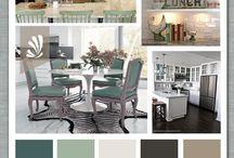 Color Palettes / by Deborah Wilson